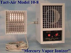 Mercury Vapor Ionizer in Jupiter, FL
